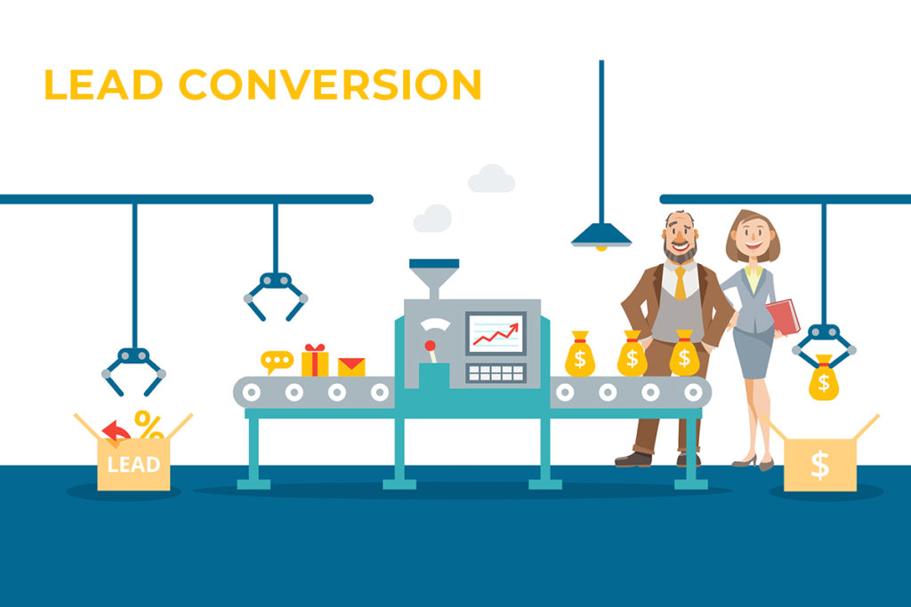 lead conversion strategy gold coast